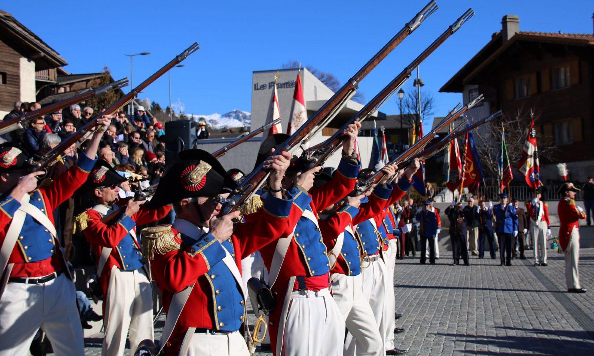 Grenadiers de St-Georges
